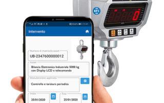 Manutenzione TAG-NFC